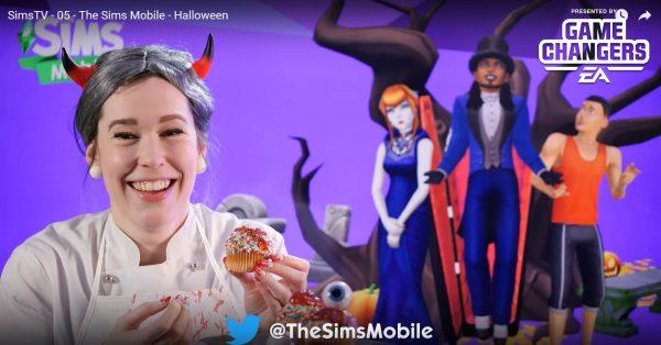 Noticias de Halloween 2019 – Sims TV episodio 5, próximos eventos y actualización en Los Sims Móvil