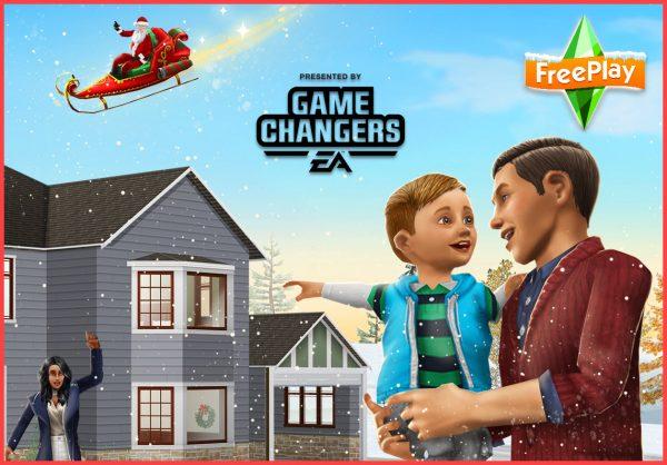 The Sims Freeplay – 6 de Diciembre 2019 – Regalos diarios de Navidad