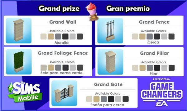 27 de Febrero 2020 – Dulce desafío Mansión Grandiosa – STS Grand Mansion
