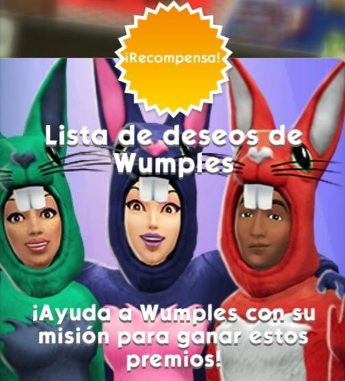 6 de Marzo 2020 – Misión La lista de deseos de Wumples