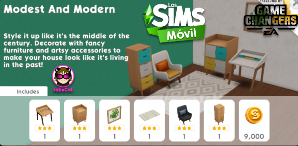 20 de julio 2020 – Modest and Modern Pack – Pack Moderno