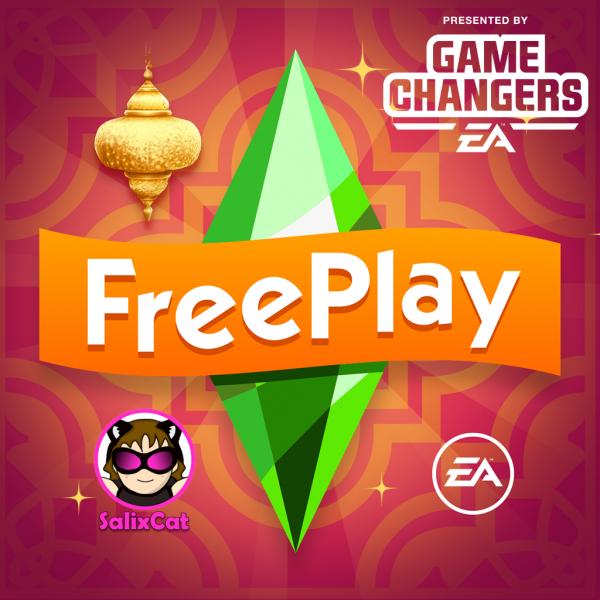 Sims Freeplay 'Magical Morocco'  Update – Actualización 'Marruecos mágico'