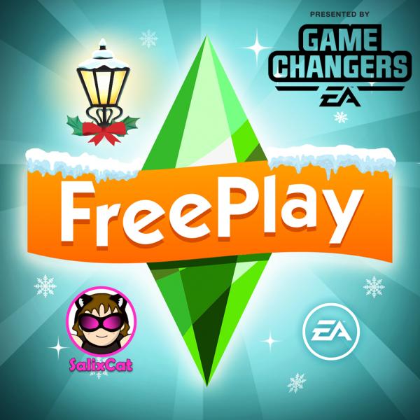 Sims Freeplay 'Christmas in London' Update – Actualización 'Navidad en Londres'