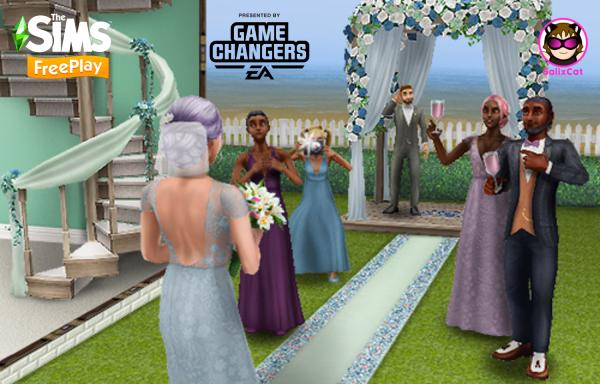 3rd of October 2021 – TSFP Influence Island 17: Rustic wedding 2.0