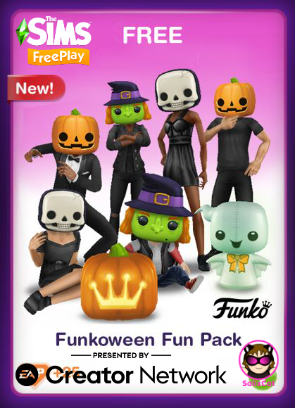 18th October 2021 – TSFP Funko 'Funkoween' Free Pack